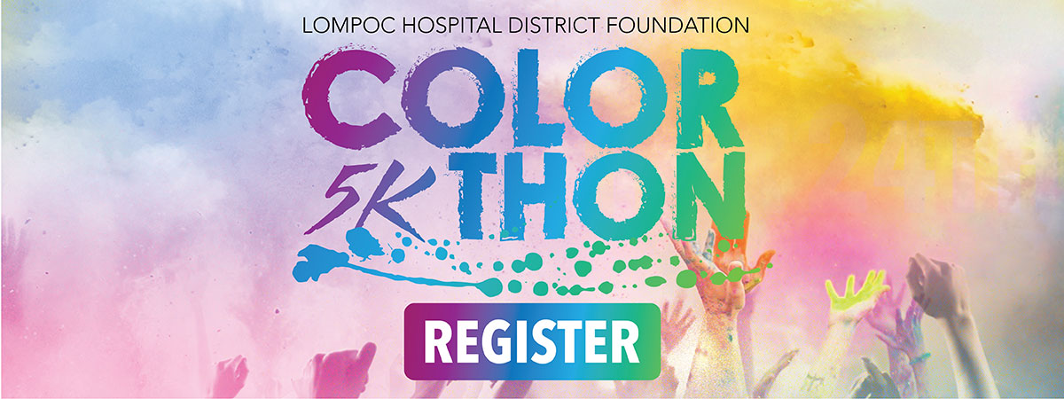 5k Colorthon Pre-Registration