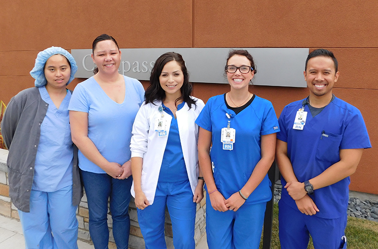 Expanding the knowledge of nurses - Lompoc Valley Medical Center