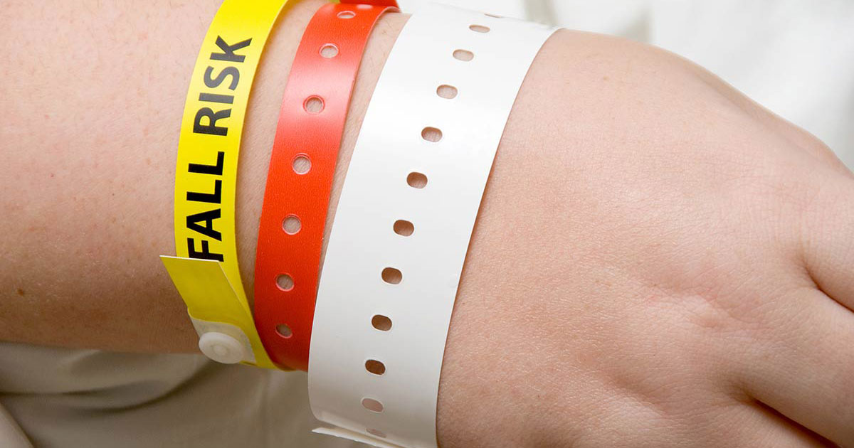 patient wristband