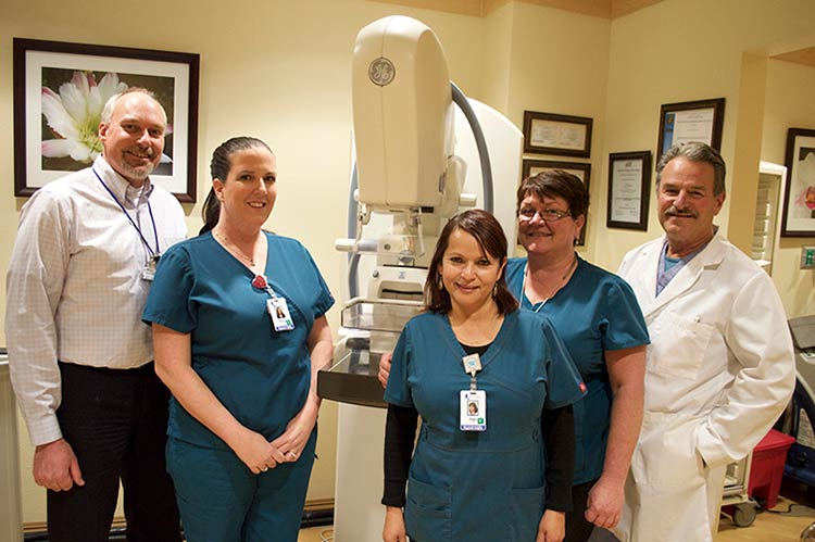 Staff of Imaging Center